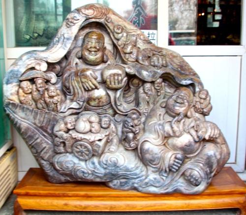 Buddhas in Beijing