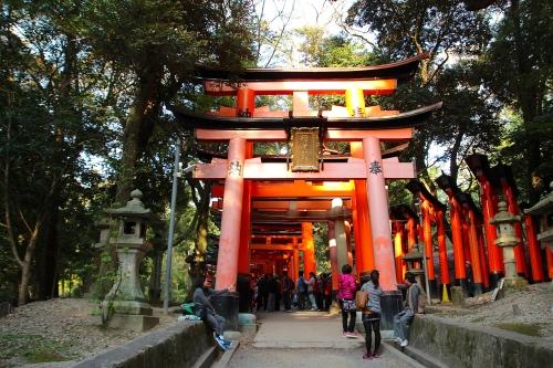 Fushimi Inari Taisha (伏見稲荷大社?) 3