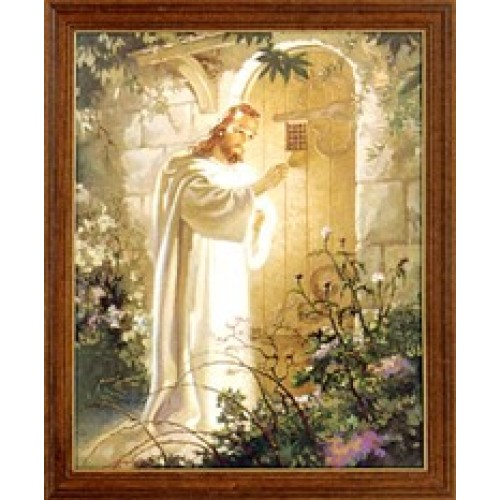 Jesus Knocking at our heart's door