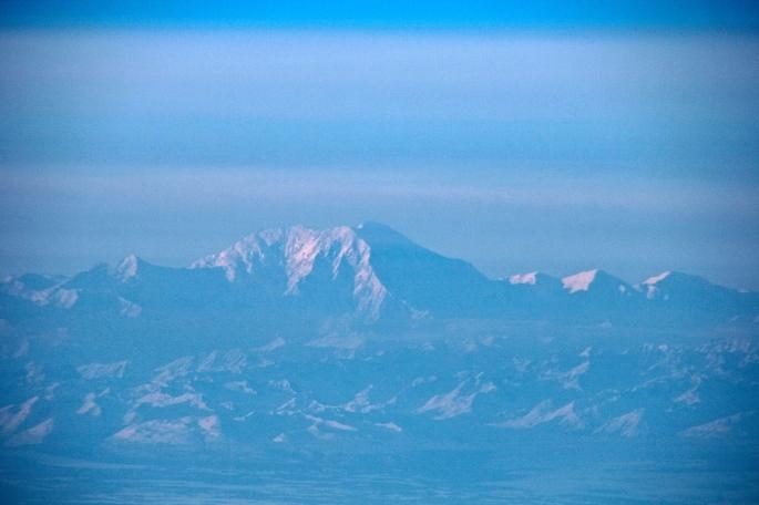 Mt. McKinley from air 03.21.15