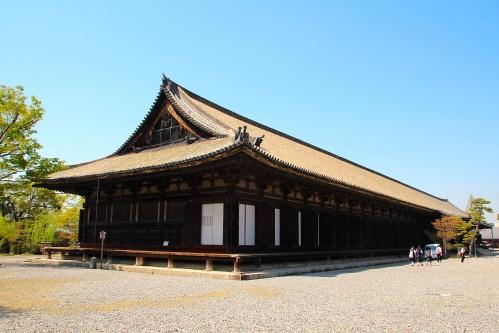 Sanjusangendo Temple 8