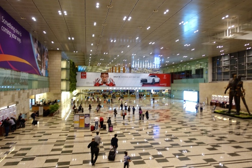 Singapore Airport Grand Hall