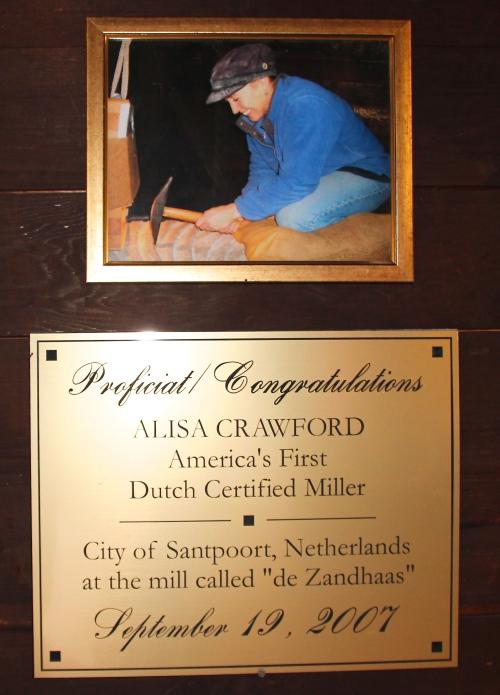Alisa Crawford De Zwaan Windmill