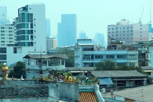 Bangkok Old and New