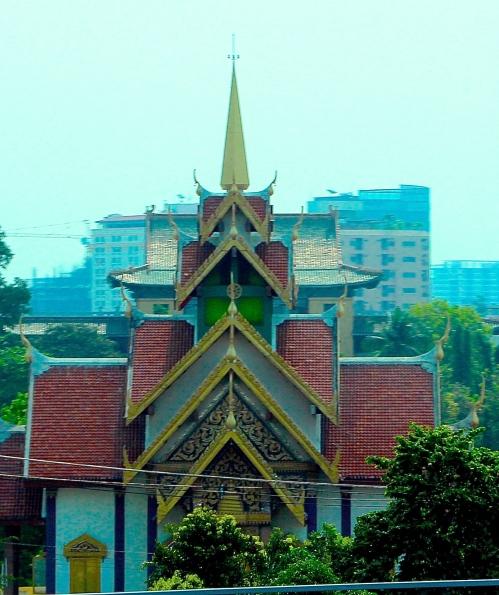 Bangkok Temple 4