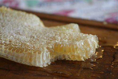 Carleen's honeycomb