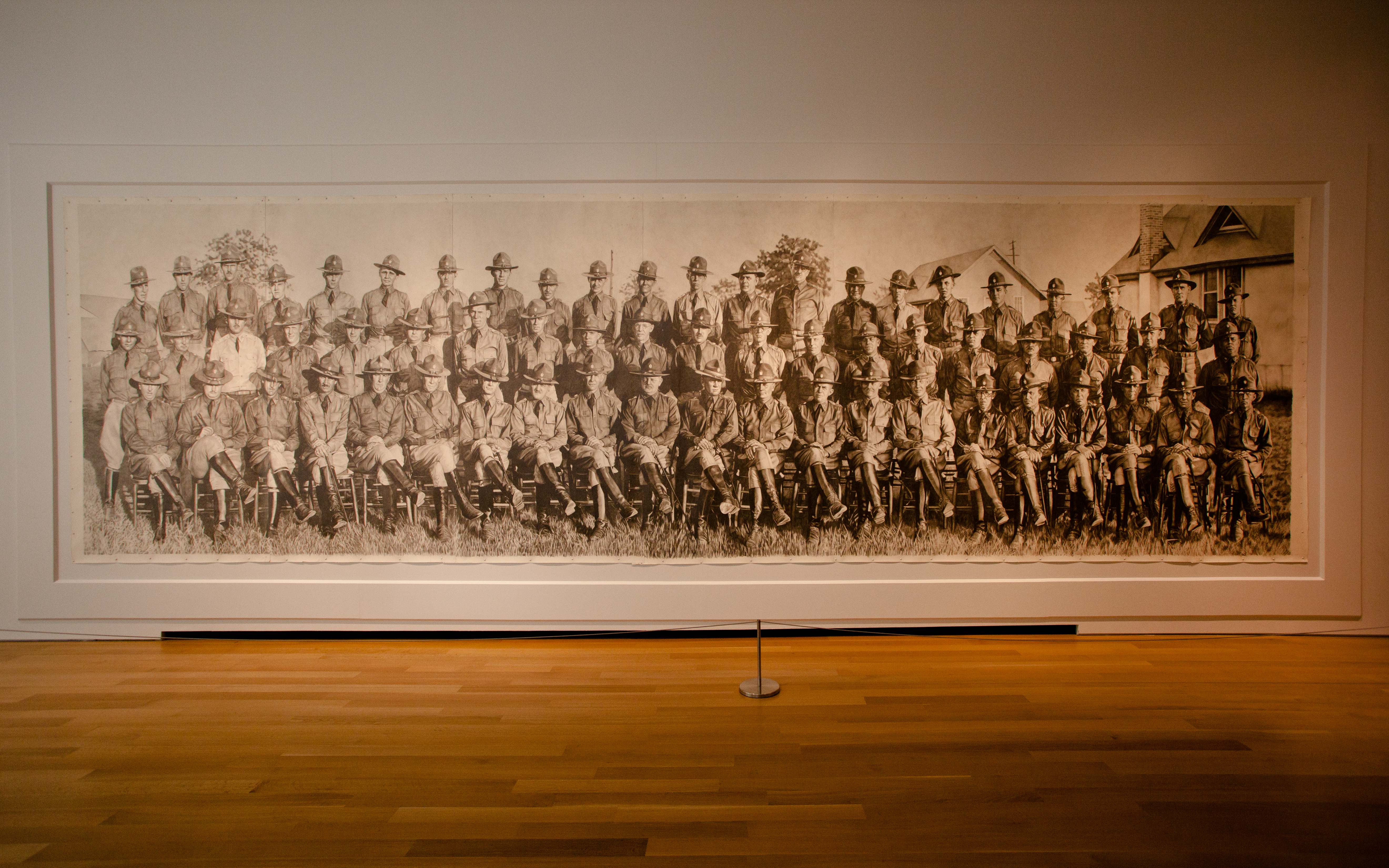 Cavalry, American Officers, 1921