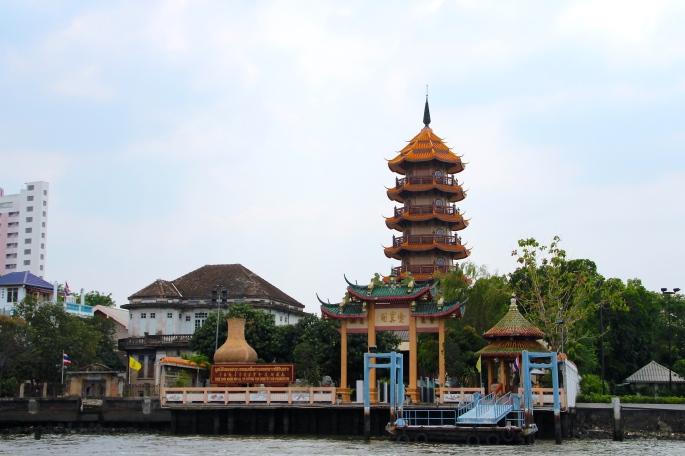 Chao Phraya River 8