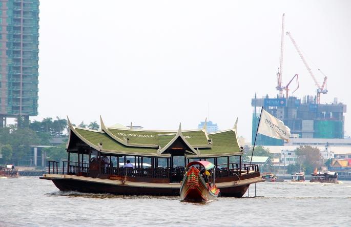 Chao Phraya River Boats