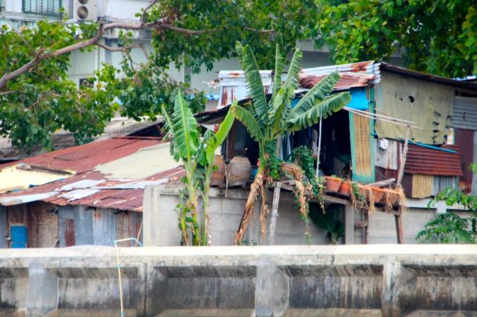 Chao Phraya River Hovel