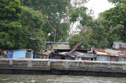 Chao Phraya River Hovels