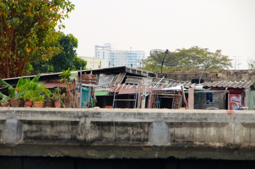 Chao Phraya River Poverty