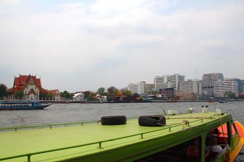 Chao Phraya River, Thailand