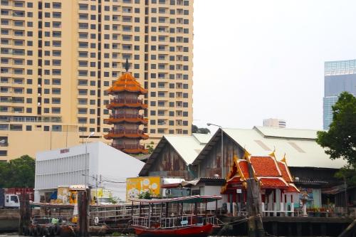 Chao Phraya Riverfront