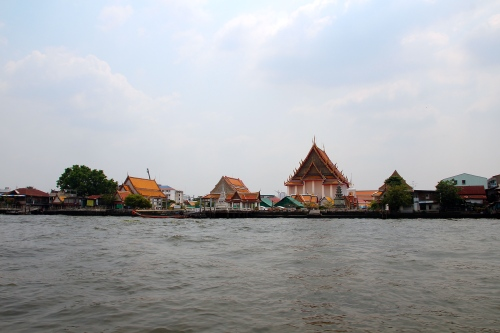 Chao Phraya Riverscape