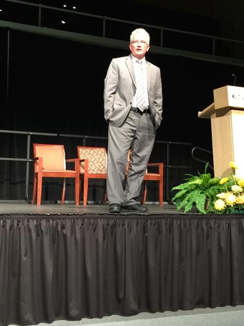 Dr. David Stevens