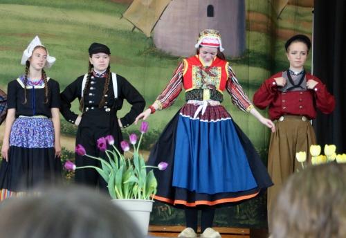 Fok Dress Holland Tulip Time