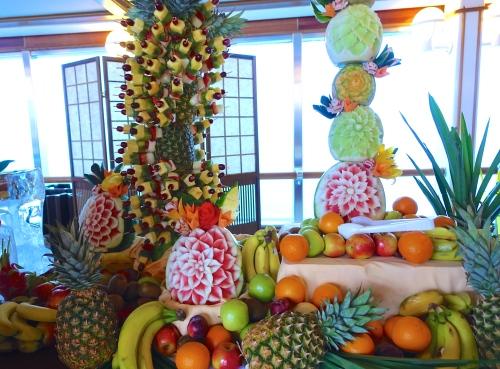 Fruit Creations Sapphire Princess