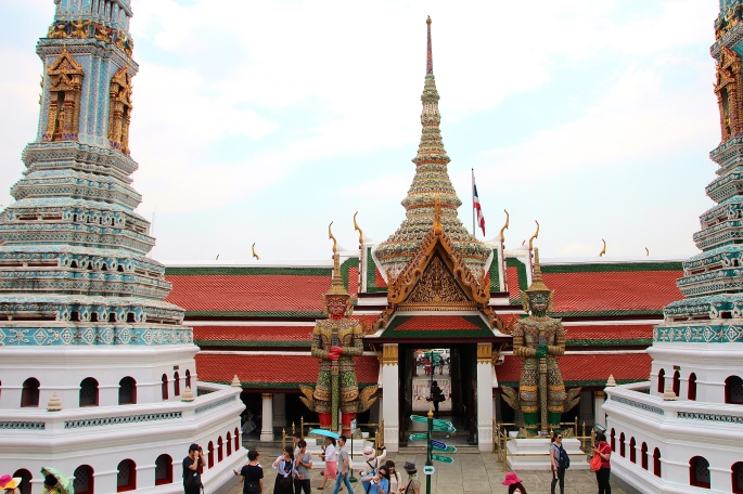 Grand Palace. Bangkok 1
