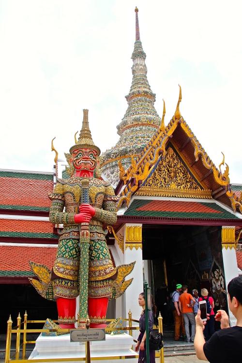 Grand Palace. Bangkok 2