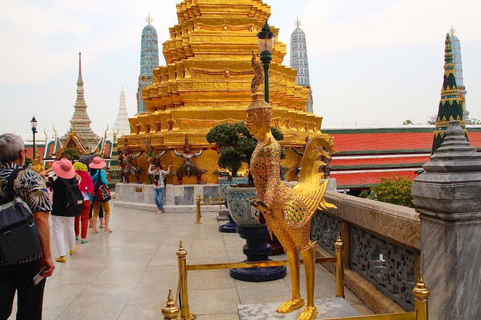 Grand Palace. Thailand