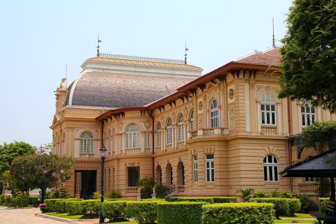 Royal Residence Grand Palace. Bangkok