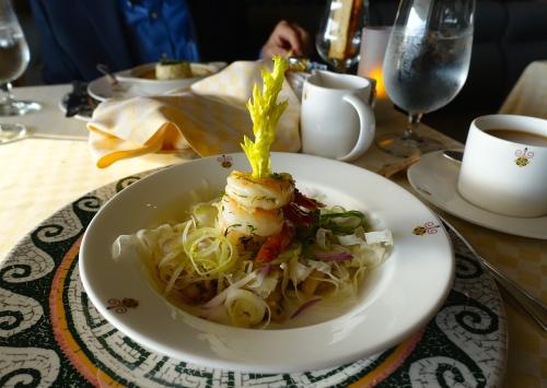 Shrimp Dish Sapphire Princess