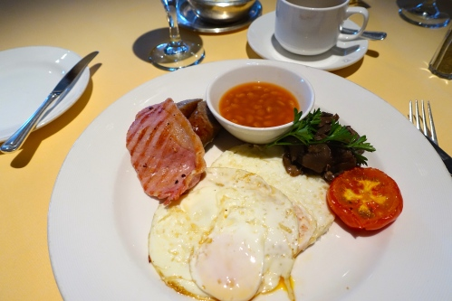 The Full English Breakfast