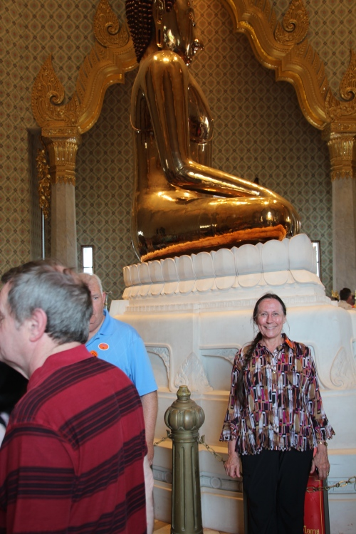 The Golden Buddha 5