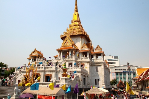 The Temple of the Golden Buddha 1