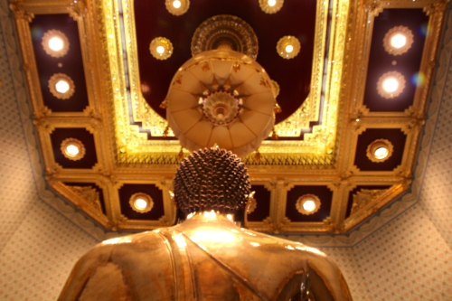 The Temple of the Golden Buddha 10