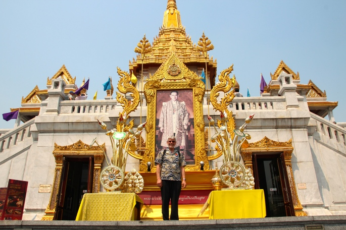The Temple of the Golden Buddha 5