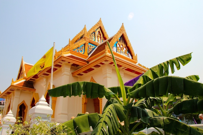 The Temple of the Golden Buddha 6