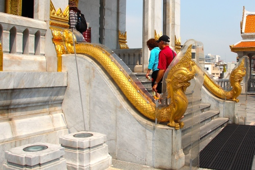 The Temple of the Golden Buddha 9