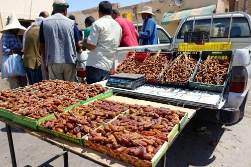 Dates for sale in Tunisia