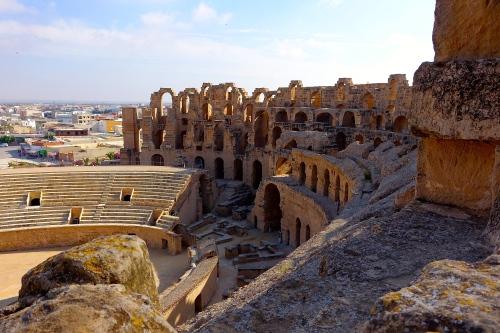 El Djem Amphitheater of Thysdrus