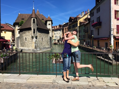 Fun in Annecy