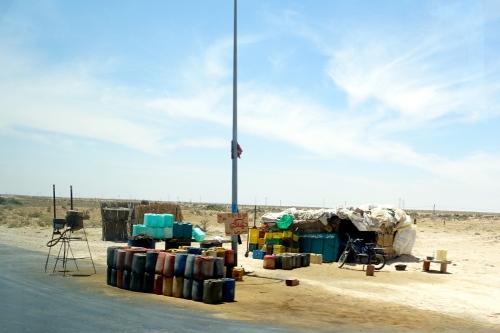 Gasoline for sale in Tunisia