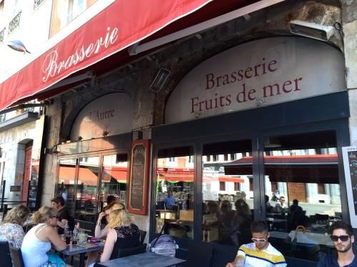 La Brasserie in Grenoble