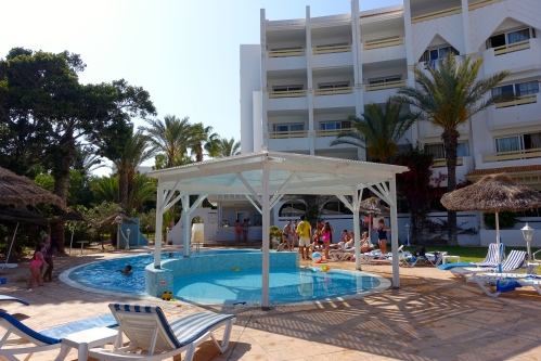 Royal Salem Marhaba Hotel. Sousse 5