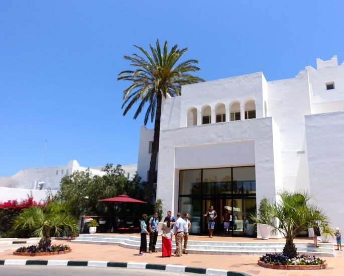 Royal Salem Marhaba Hotel. Sousse 6