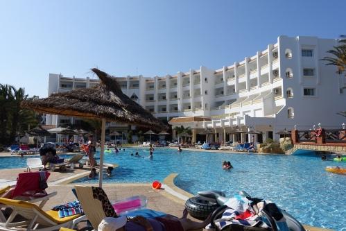 Royal Salem Marhaba Hotel. Sousse 7