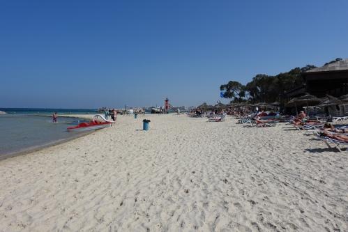 Royal Salem Marhaba Hotel. Sousse Mediterranean Beach