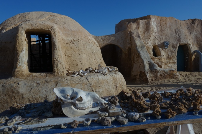 Star Wars Tunisia. Desert Roses