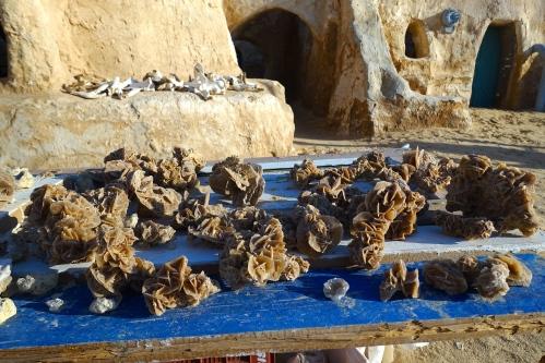 Tunisia. Desert Roses 2