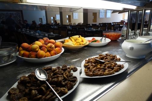 Tunisian Dessert Buffet