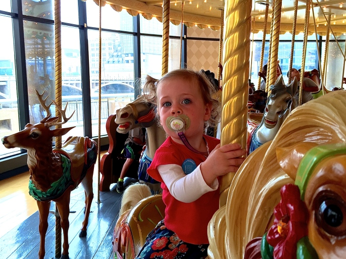 Carousel at Grand Rapids Public Museum 4