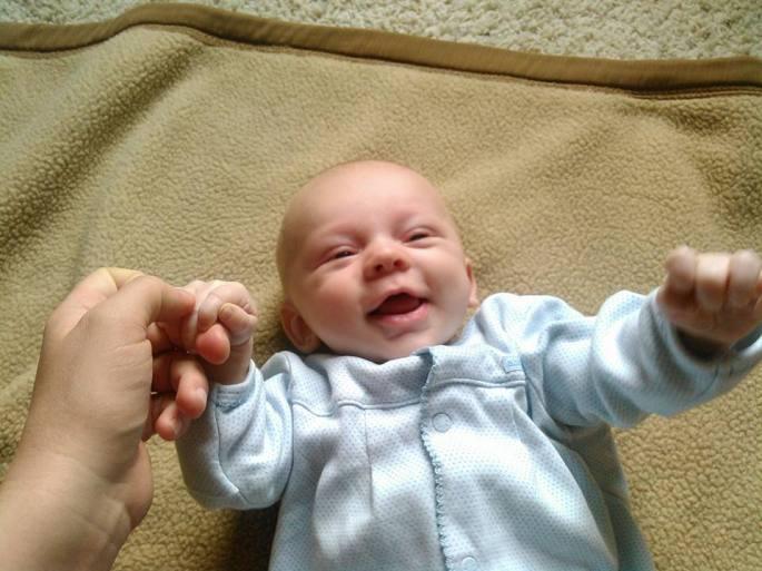 Contagious smile!