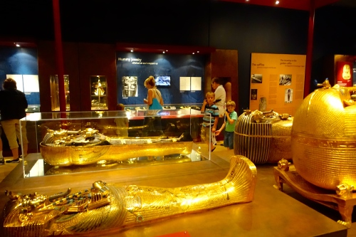 Discovering King Tut Exibition 10