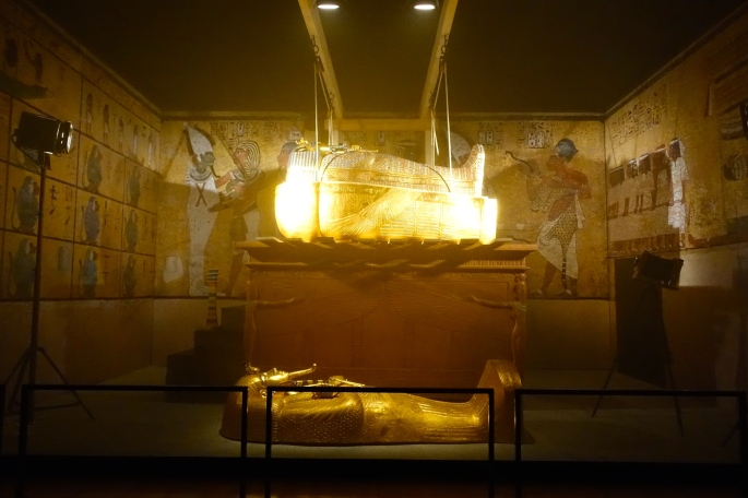 Discovering King Tut Exibition 4